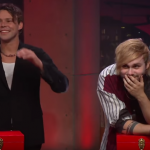"""Tattoo Roulette with """"5SOS"""" and James Corden"""