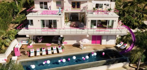 Rent Barbie's Dream House!