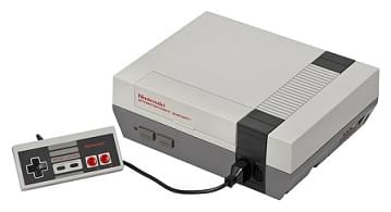 34 Years Ago, The Original Nintendo (NES) Was Released