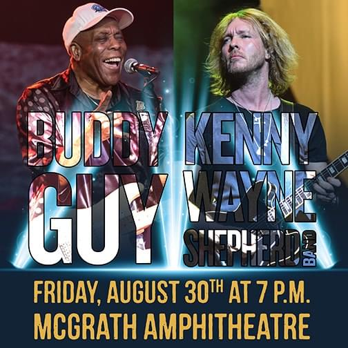 Buddy Guy & Kenny Wayne Shepherd