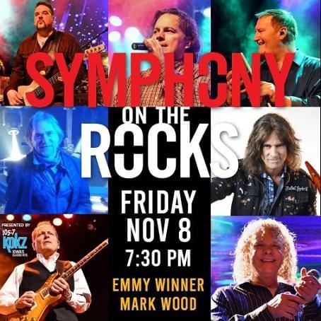 Symphony On The Rocks with Vic Ferrari & Mark Wood