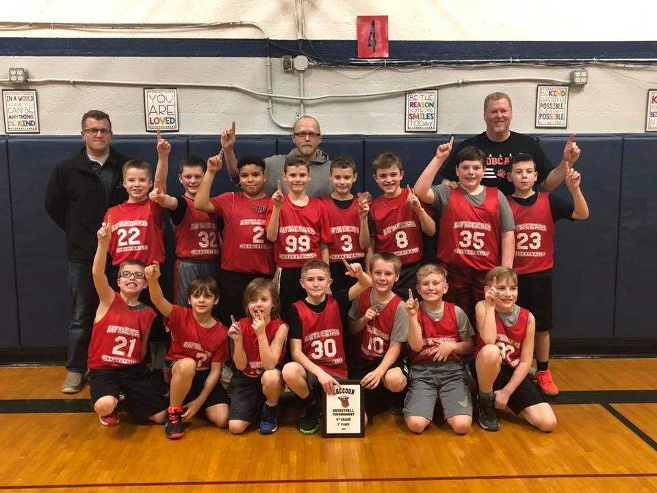Salem 5th Grade Opens Hoops Season Today At Home