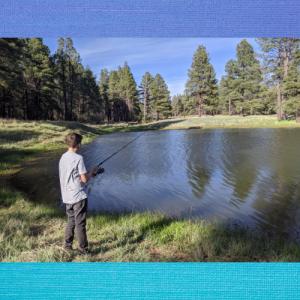 Super Secret Fishing Spot!