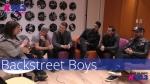 Jodi chats with Backstreet Boys!