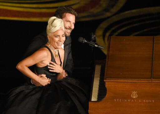 Lady Gaga & Bradley Cooper Heat Up The Oscars