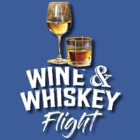 The Viscardi Center Wine & Whiskey Flight