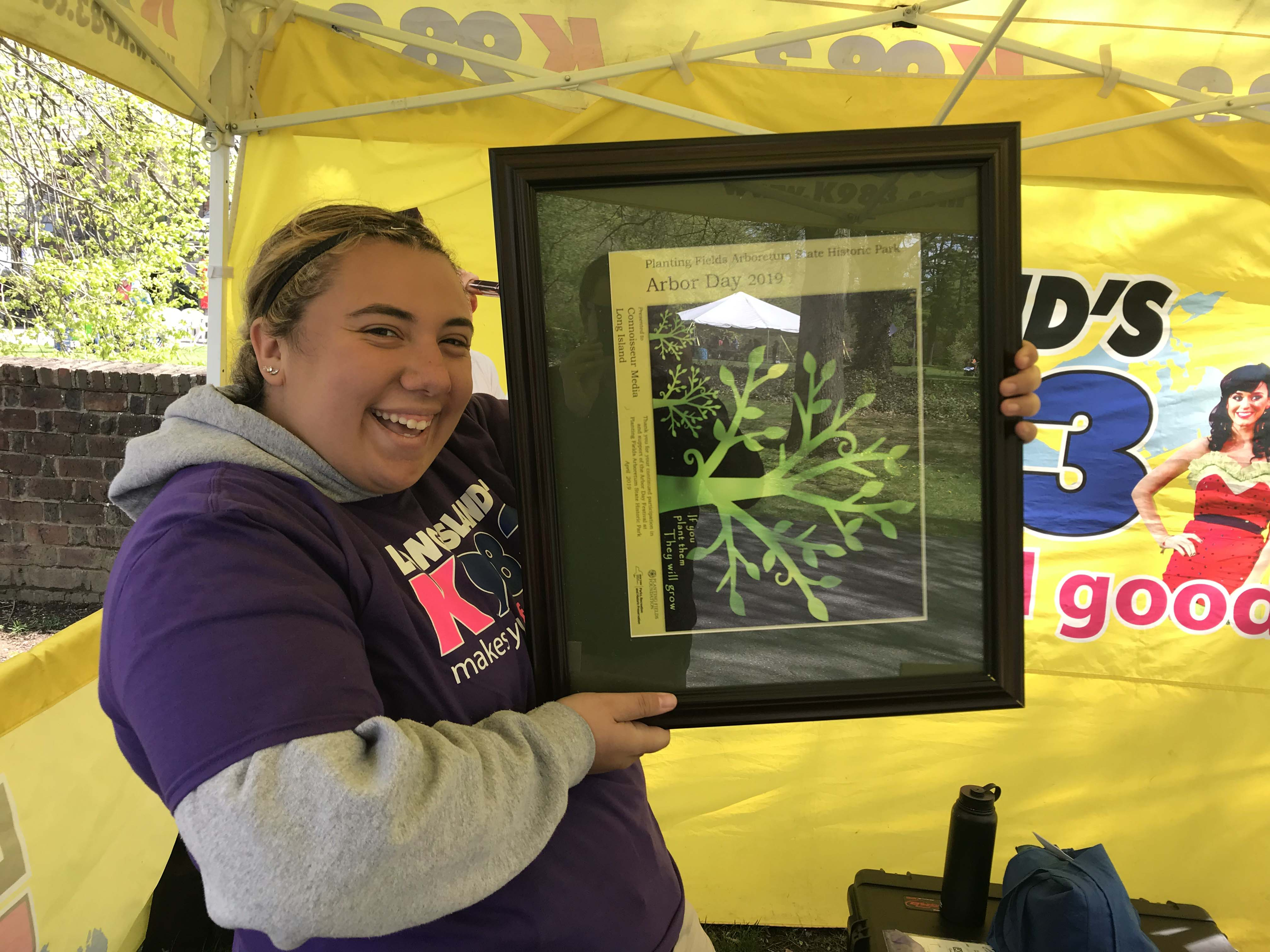 K98.3 @ The Arbor Day Family Festival