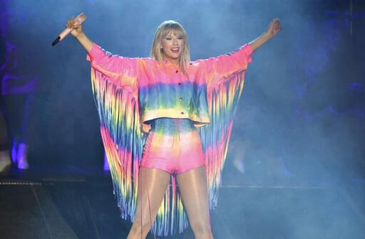 Did Taylor Crash Instagram?
