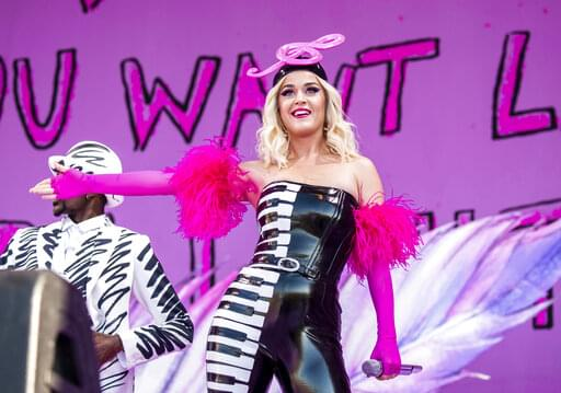 Katy Perry to Play Benefit Concert in DC!