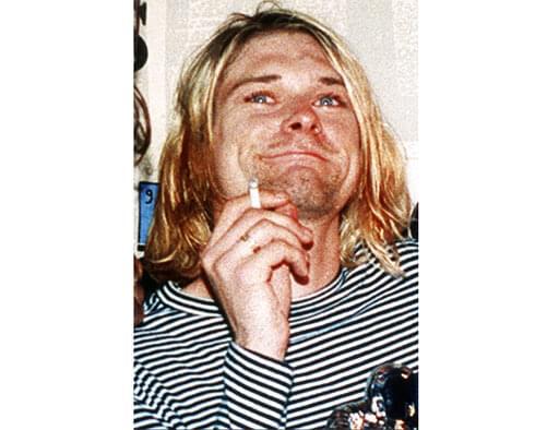 Kurt Cobain Clothing Line?