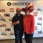 """Sal """"The Voice"""" LIVE in studio with The Wiseman"""