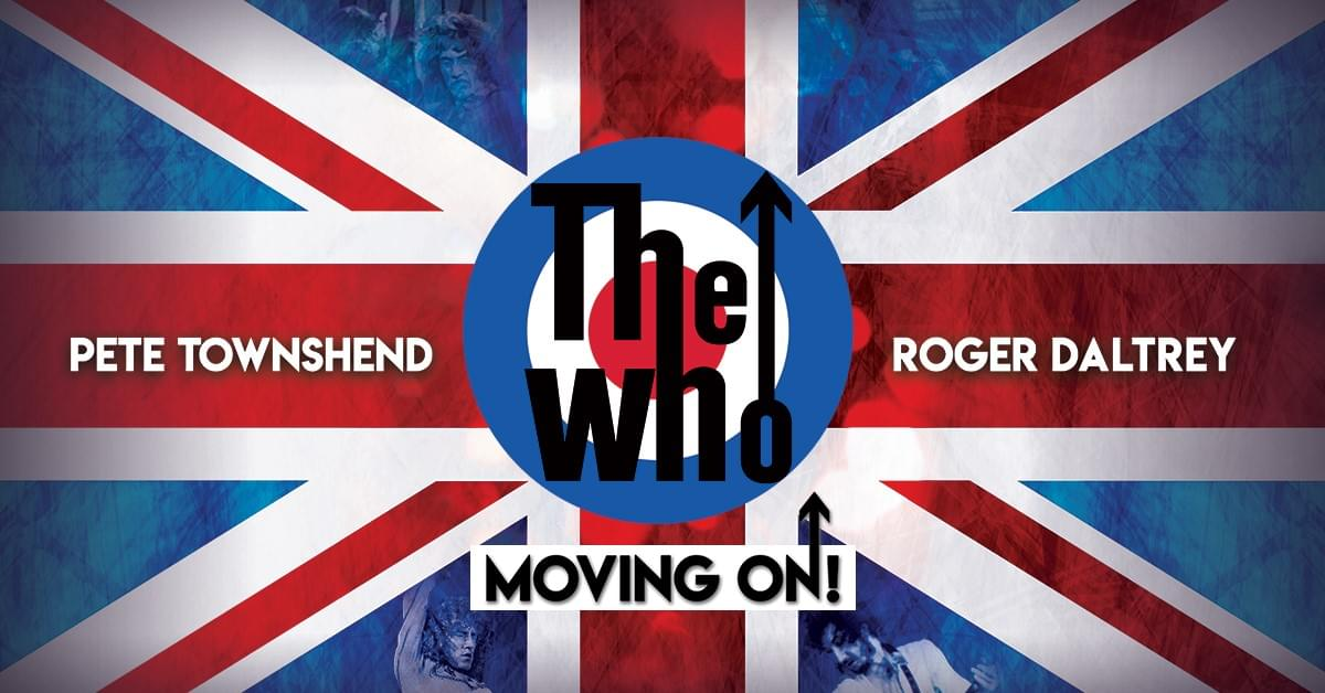 """The Who """"Moving On!"""" Tour @ Jones Beach, 9/15"""