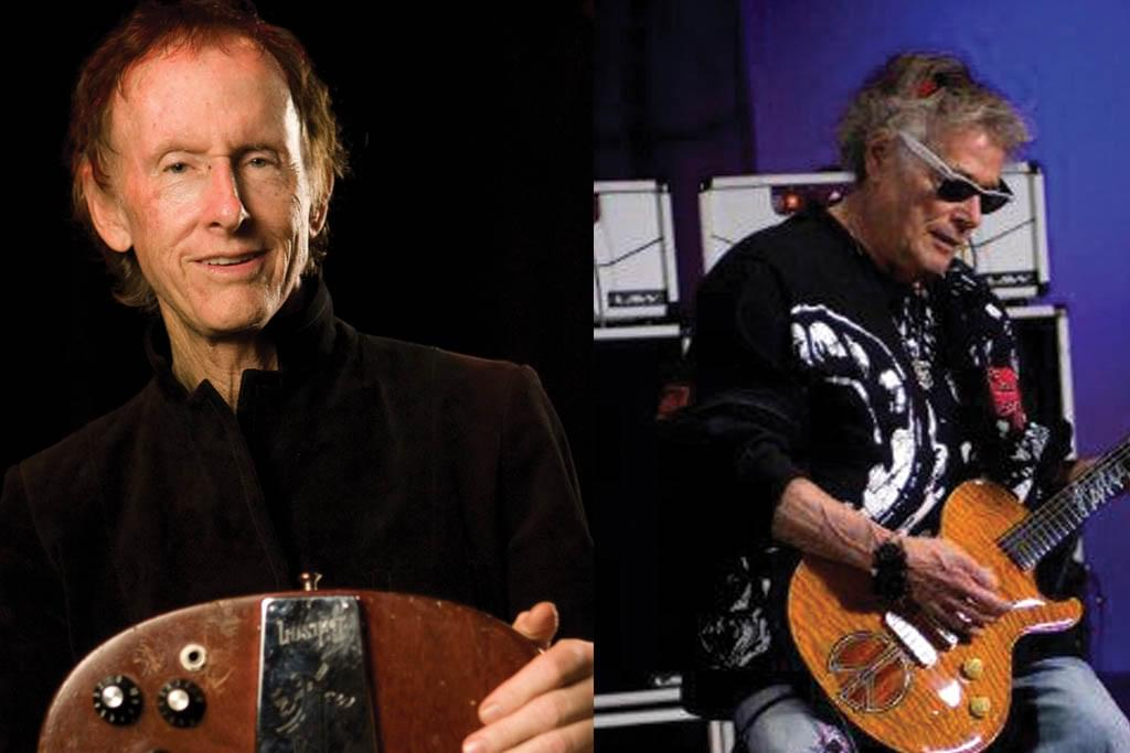 Robby Krieger of The Doors and Leslie West @ NYCB Theater 9/20