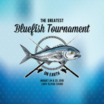 The Greatest Blue Fish Tournament on Earth!