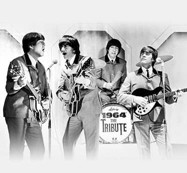 THE PARAMOUNT TRIBUTE SERIES PRESENTS 1964 THE TRIBUTE @ The Paramount 9/21!