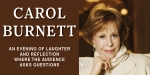 Carol Burnett: An Evening of Laughter and Reflection Where the Audience Asks Questions @ Tilles Center 10/22!