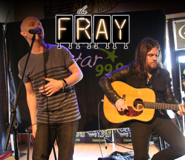 Star 99.9 Acoustic Session: The Fray