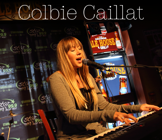 Star 99.9 Acoustic Session: Colbie Caillat