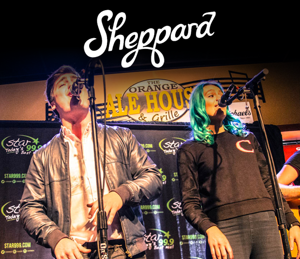Star 99.9 Michaels Jewelers Acoustic Session: Sheppard