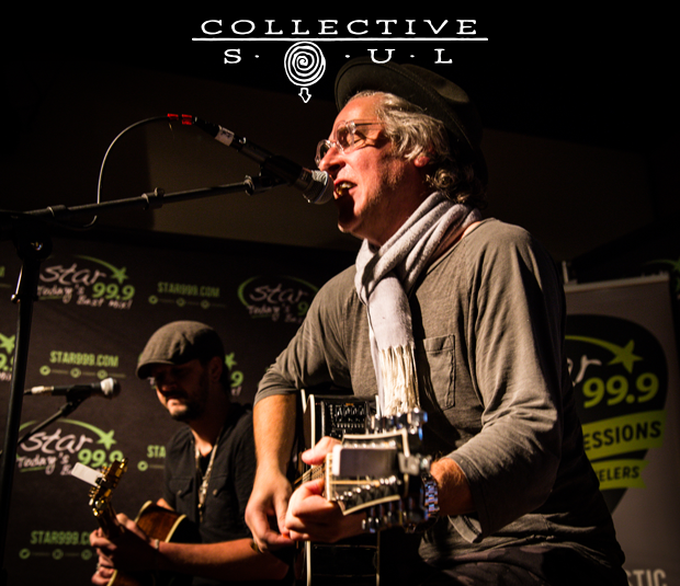 Star 99.9 Michaels Jewelers Acoustic Session: Collective Soul