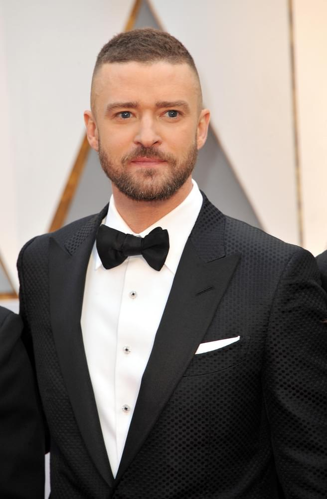 Watch Justin Timberlake Get His Birthday Haircut