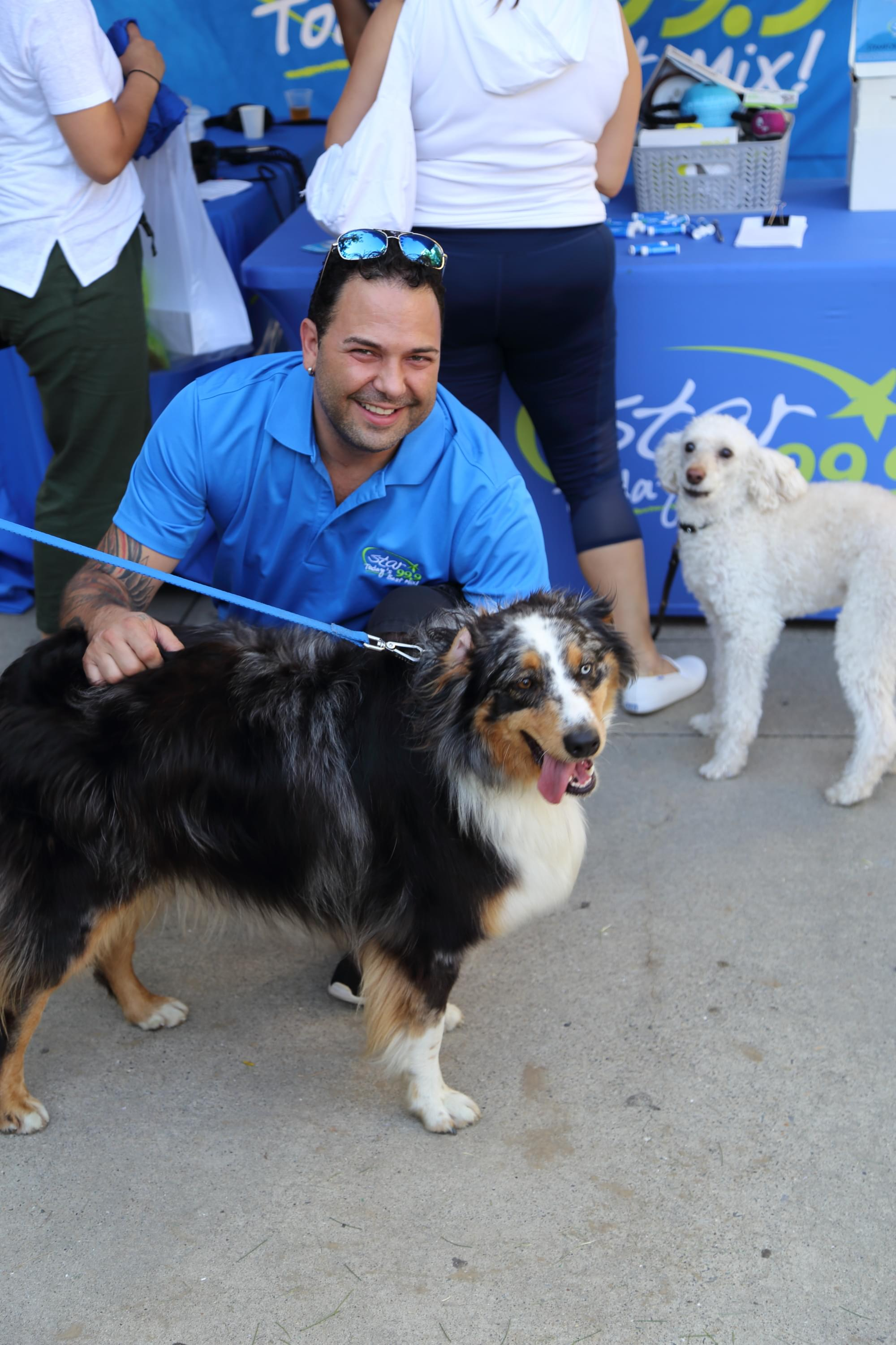 Stamford Town Center August Yappy Hour