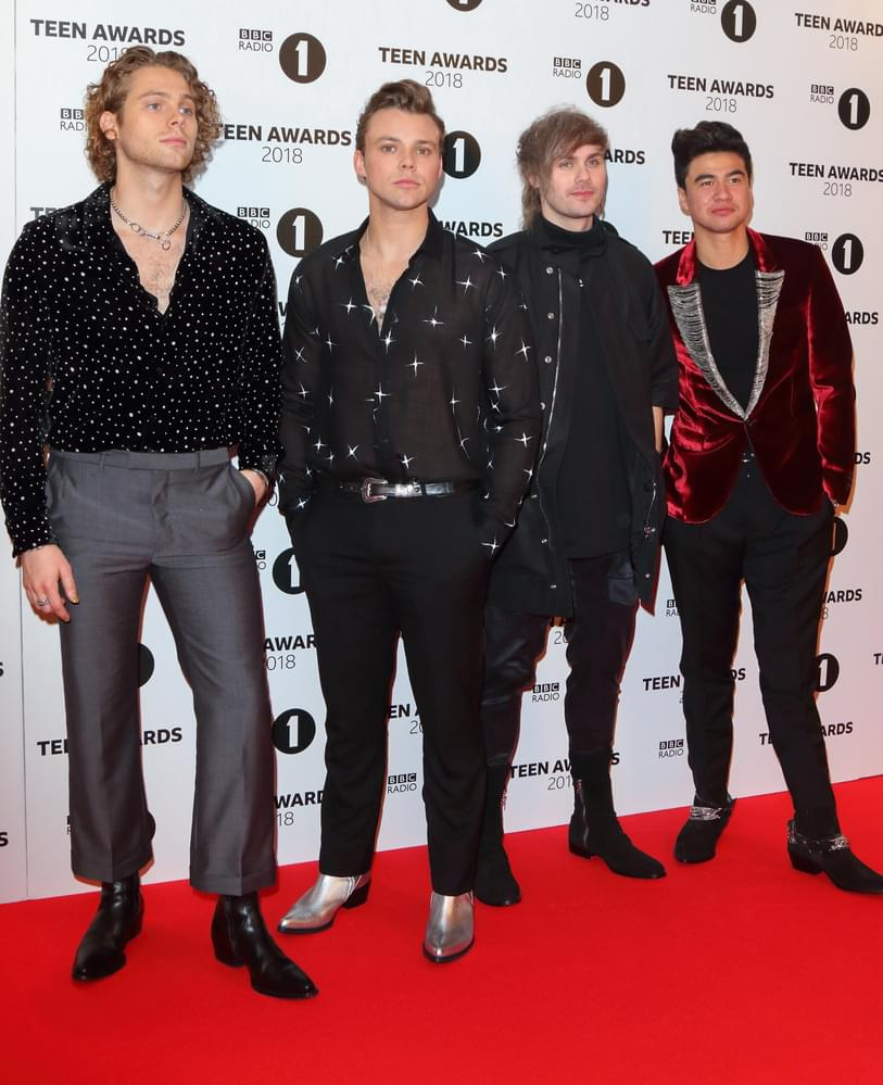 Today*s STAR- 5 Seconds of Summer