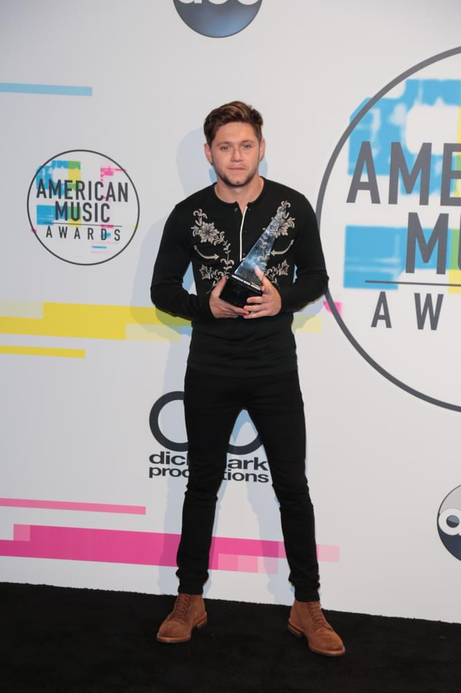 Today's STAR- Niall Horan!