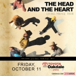 Enter to win tickets to the Head and the Heart