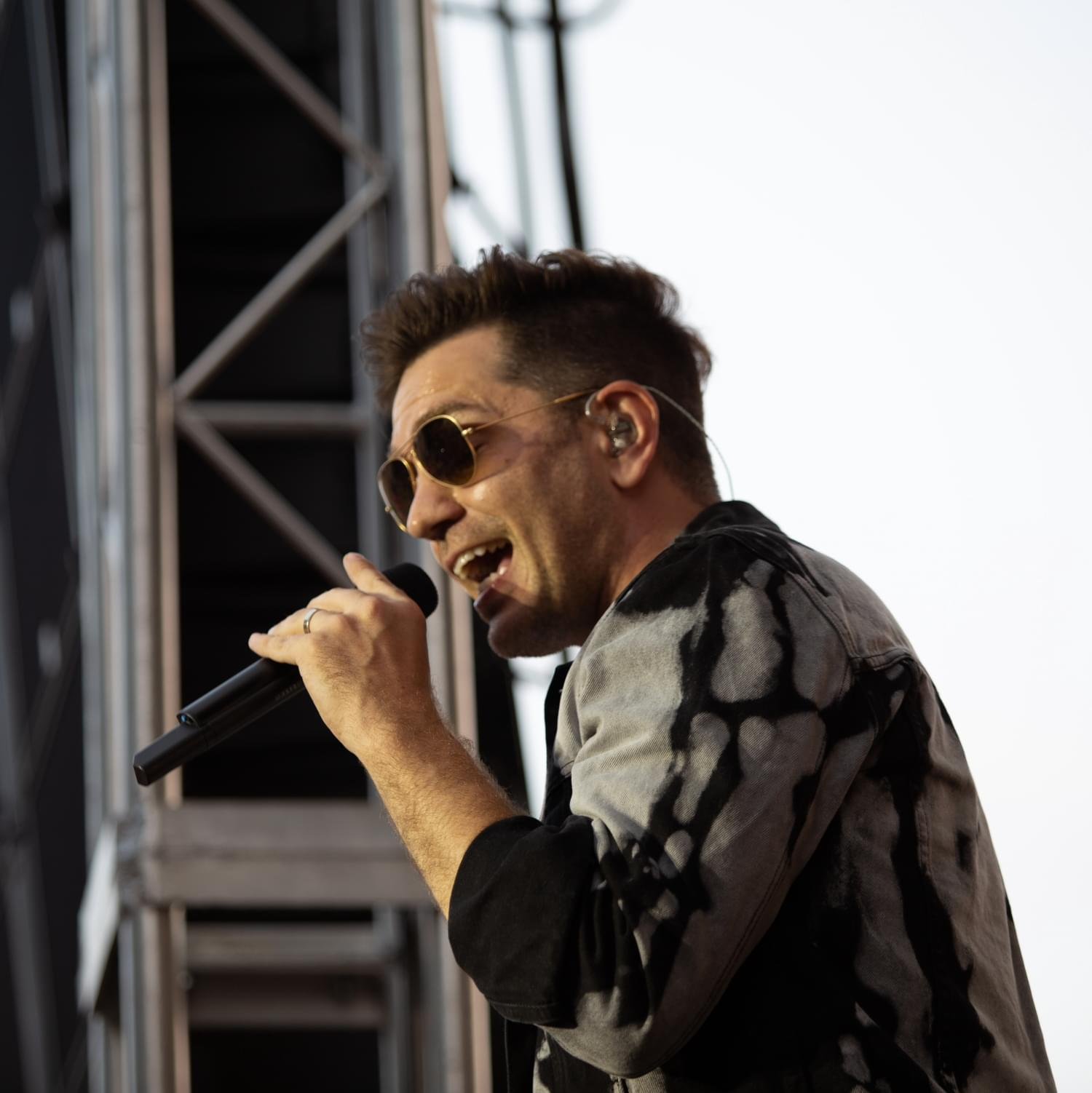 Andy Grammer at Wednesday Nite Live in Stamford