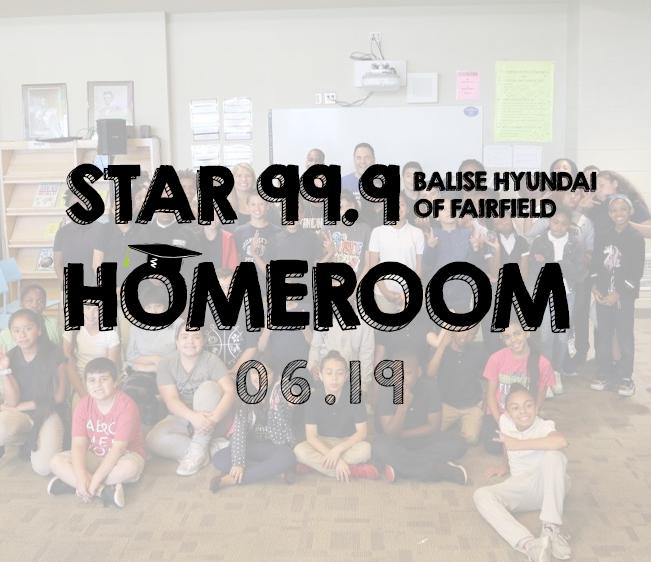 Star 99.9 Balise Hyundai of Fairfield Homeroom: June 2019