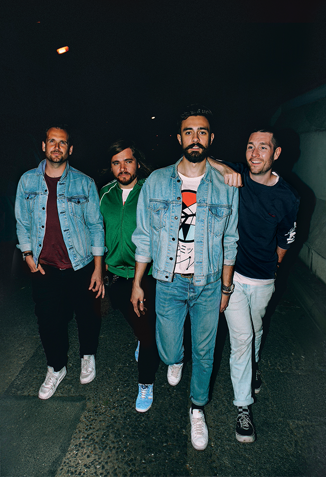 Enter to win tickets to Bastille!