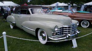 1946 Cadillac convertible
