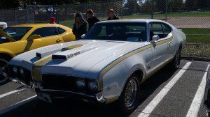 1969 Olds HO 455