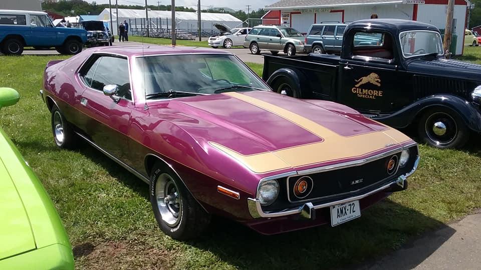 AJ's Car of the Day: 1972 American Motors Corporation (AMC