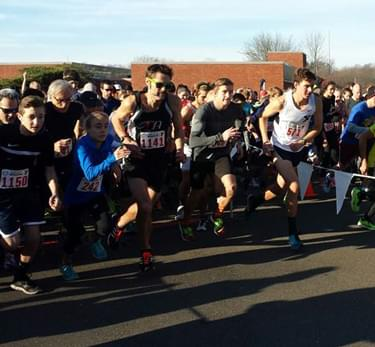 Branford Rotary & YMCA Thanksgiving Day 5K