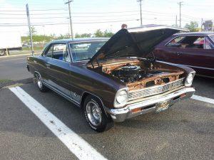 1966 Chevrolet Chevy II Nova Sport Coupe