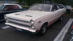 66 Mercury Cyclone GT
