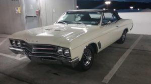 1967 Buick Grand Sport Convertible