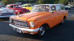 1963 Rambler wagon