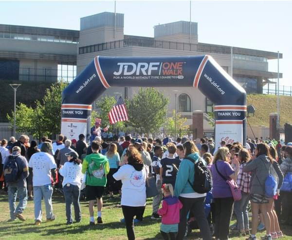 JDRF One Walk in Madison