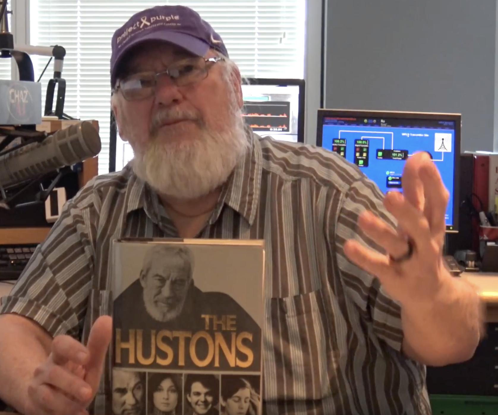 Wiggy's Books: The Hustons