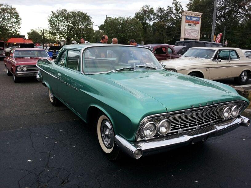 AJ's Car of the Day: 1960 Dodge Dart Pioneer Sedan