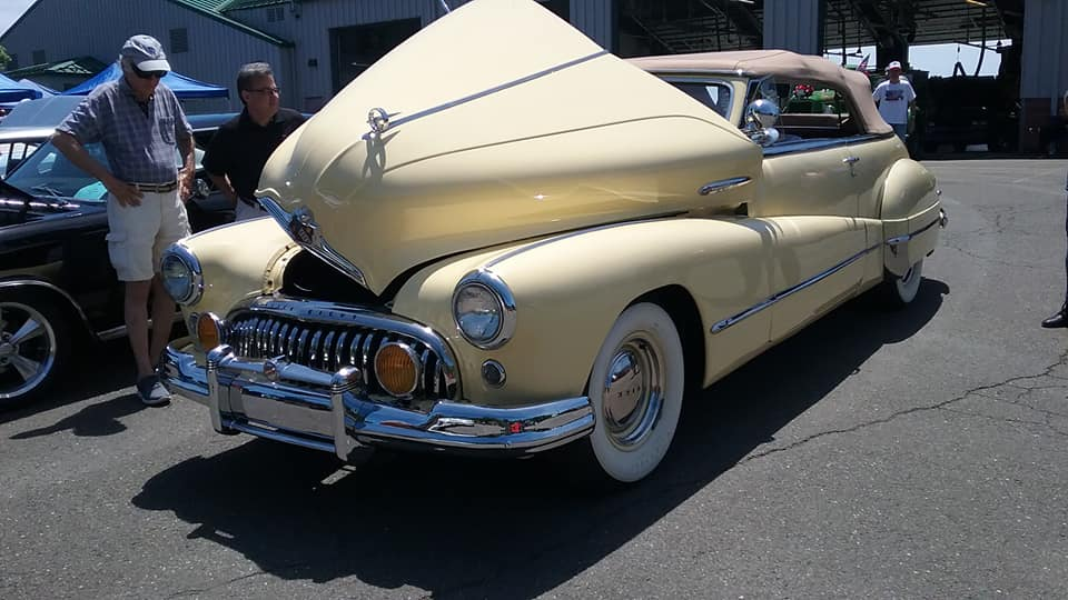 AJ's Car of the Day: 1947 Buick Roadmaster Convertible