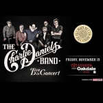 Enter to win: Charlie Daniels Band