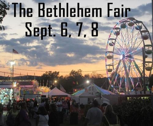 Bethlehem Fair 2019