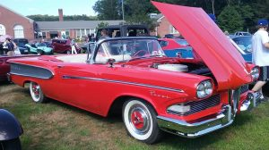 1960 Ford Edsel Pacer convertible