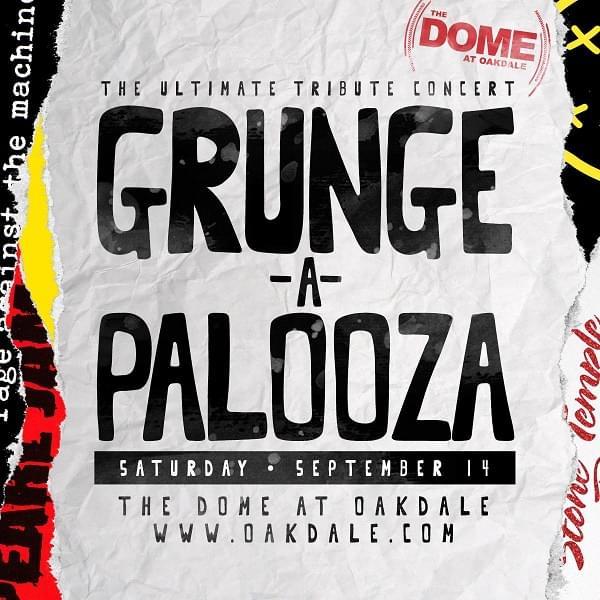 Enter to win: Grunge-A-Palooza