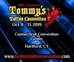 Enter to win: Tommy's Tattoo Convention