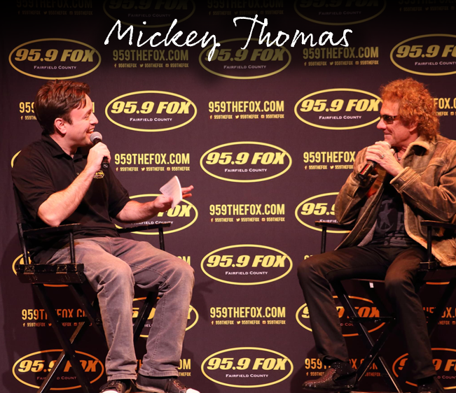 Between the Notes with Mickey Thomas